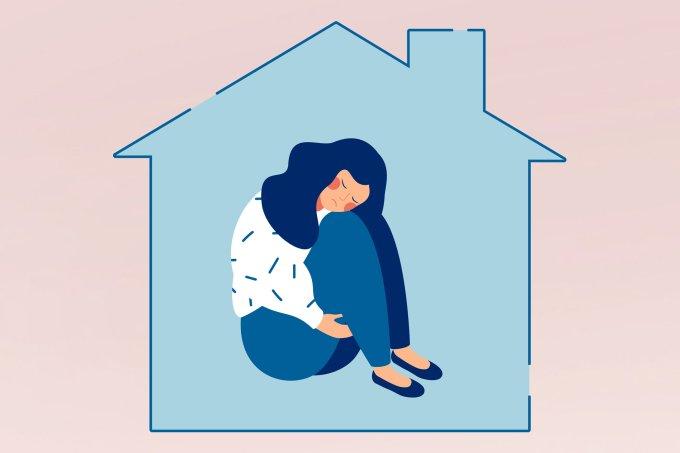 Precisamos falar sobre filhos que estão em quarentena com pais abusivos