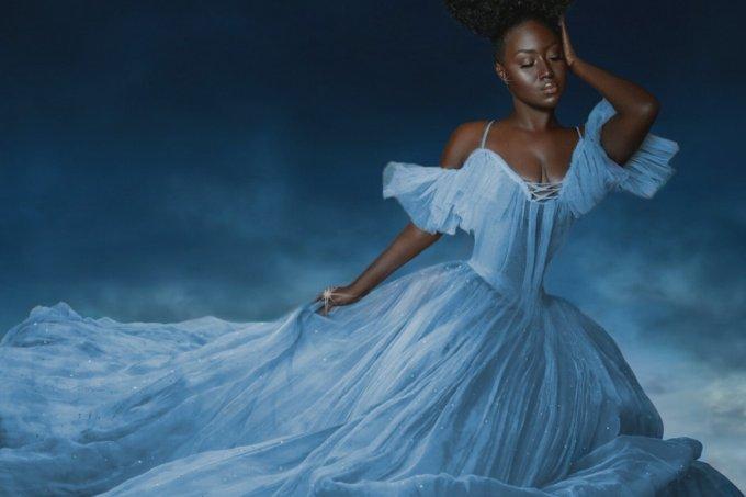 Fotógrafa negra cria autorretratos como Princesas da Disney para empoderar