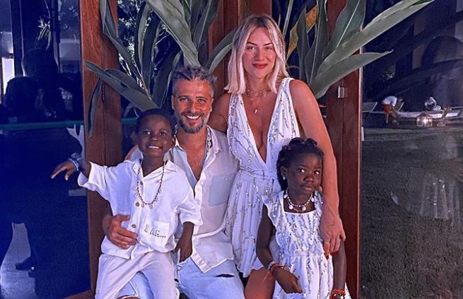 Bruno Gagliasso e Giovanna Ewbank já escolheram o nome do terceiro filho