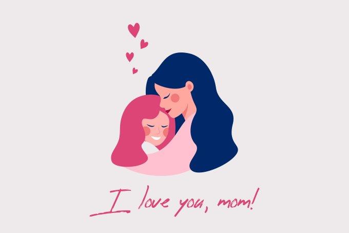 10 recados fofos para o Dia das Mães