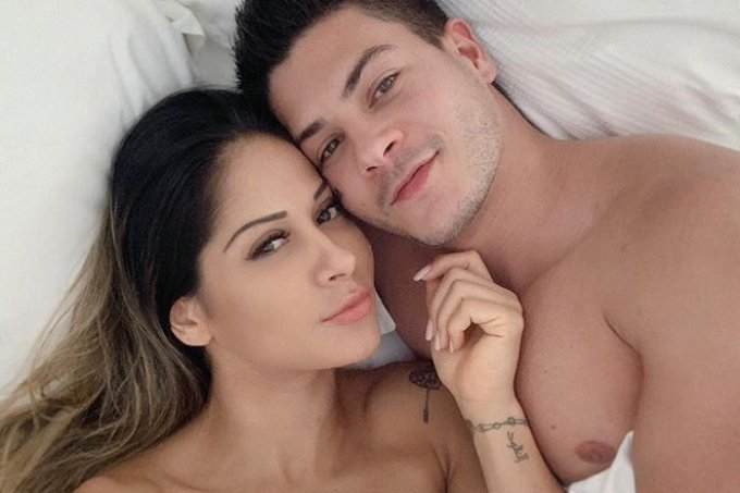 "Mayra Cardi anuncia que está se separado de Arthur Aguiar: ""somos opostos"""