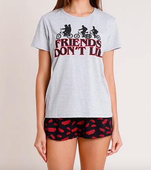 Pijama Stranger Things da C&A (R$ 69,99*)