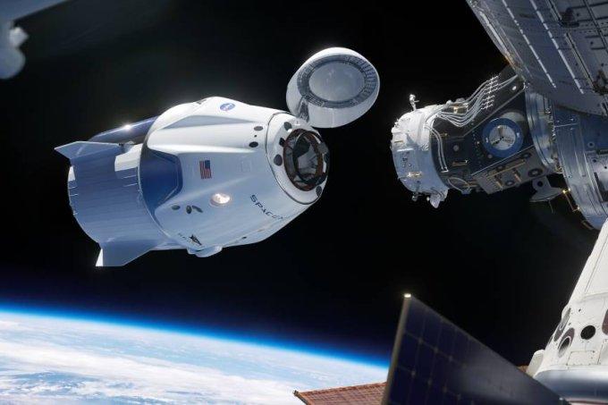 Primeiro voo espacial tripulado da SpaceX ocorre nessa quarta, 27, nos EUA