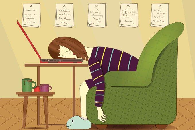 10 dramas enfrentados por quem não aguenta mais estudar à distância