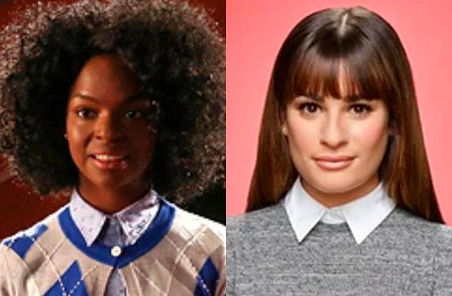 atriz-acusa-lea-michele-de-racismo