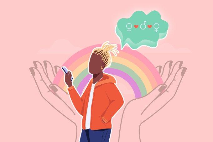 O B não é de biscoito: estereótipos e a invisibilização da bissexualidade