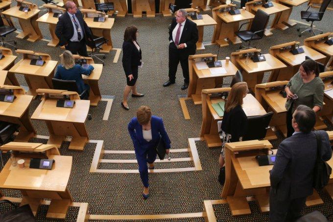 50% das vagas de gerência agora devem ser ocupados por mulheres na Escócia