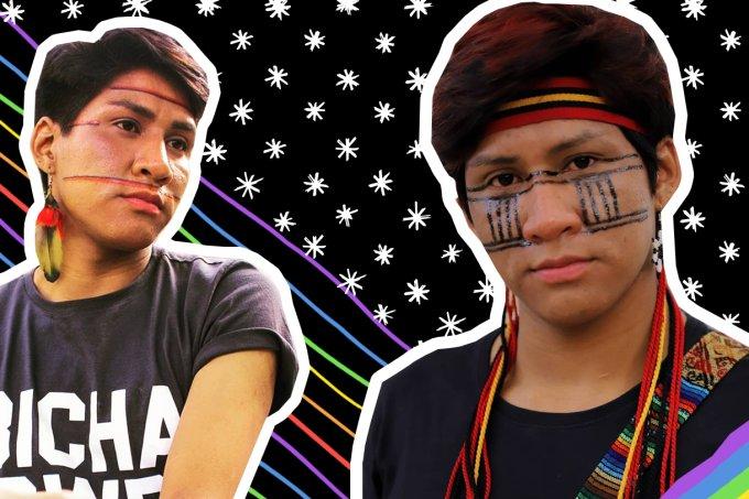 Índio, gay e aldeado: a luta do ativista boe Neimar Kiga por acolhimento