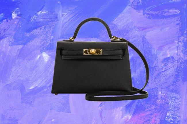 Bolsa Kelly, da Hermès