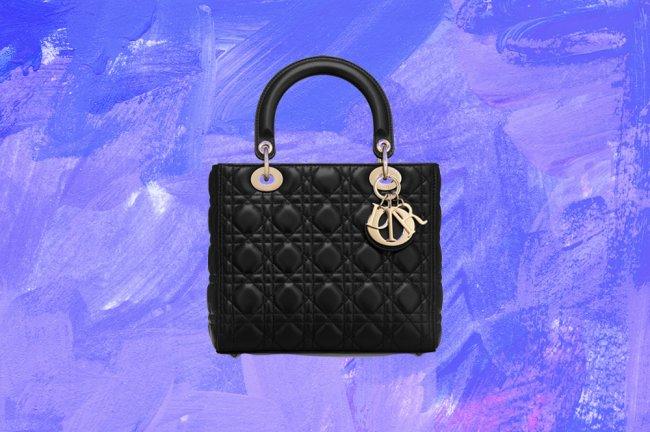 Bolsa Lady Dior, da Dior