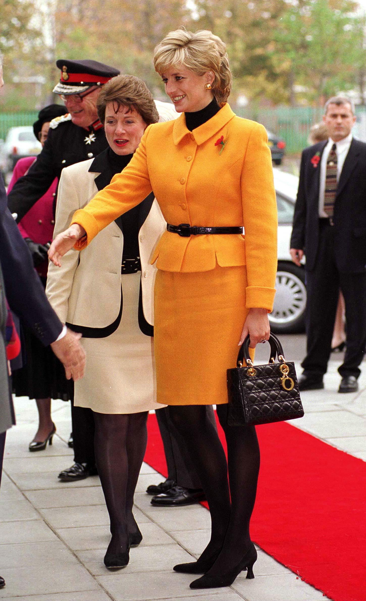 Bolsa Lady Dior da Princesa Diana