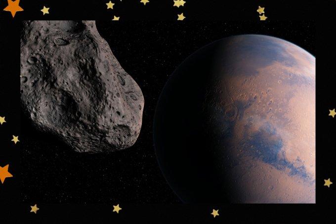 Aos 14 anos, garotas descobrem asteroide que deve cruzar a órbita da Terra