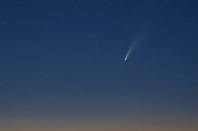 Raro, cometa Neowise pode ser visto a olho nu a partir desta quarta, 30