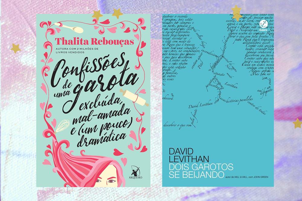 12 livros com romance adolescente para você se apaixonar