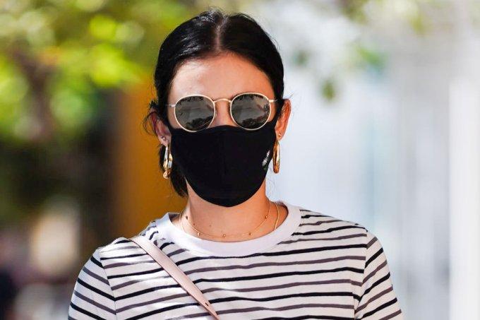 Celebrity Sightings In Los Angeles – August 11, 2020