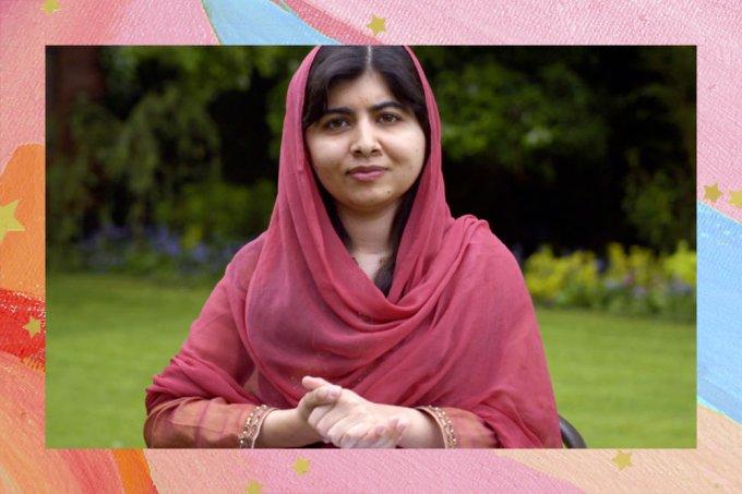 """Malala sobre educação no Brasil: """"Mais de 1,5 milhão de meninas de fora"""""""