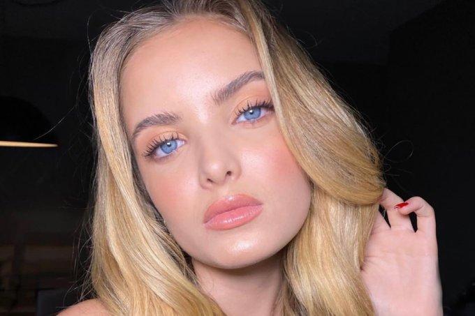 Maquiagem pele glow