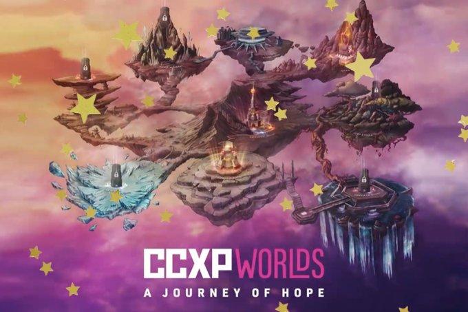 CCXP Worlds: Entenda como vai funcionar a edição virtual do evento em 2020