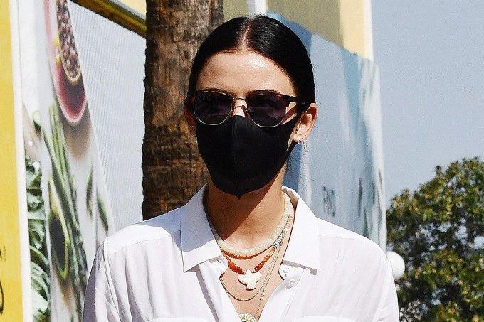 Celebrity Sightings In Los Angeles – September 26, 2020