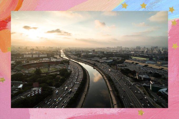 Poluição no Rio Tietê diminui por causa da pandemia pela 1ª vez em 10 anos