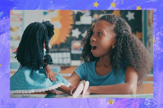 6% das bonecas produzidas no Brasil são negras; 94% estão dentro do padrão