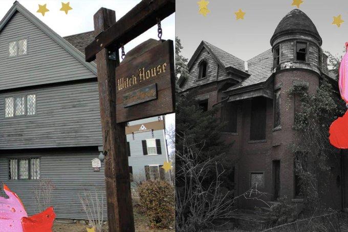 7 casas mal-assombradas que inspiraram filmes e série para visitar