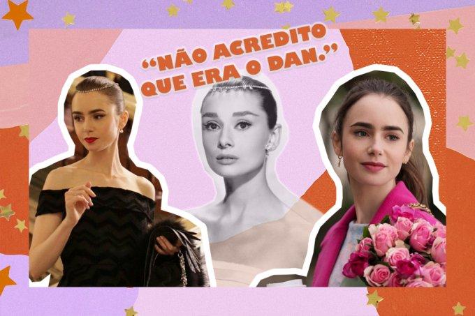11 referências da série Emily in Paris, de Amélie Poulain a Gossip Girl