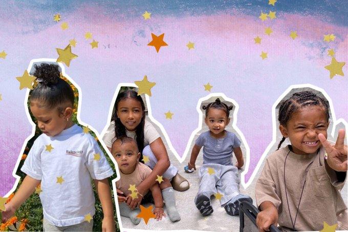 filhos-kardashians