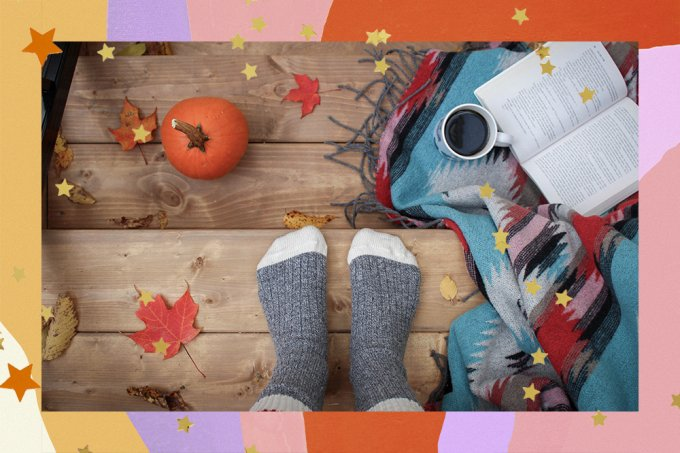 lista de livros halloween
