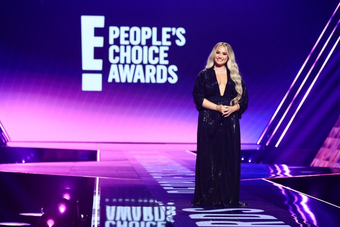 2020 E! People's Choice Awards – Show