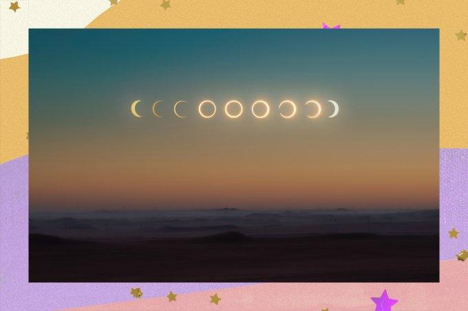 Eclipse Lunar em Gêmeos: fragilidade nas Casas 6 e 12, que falam de saúde