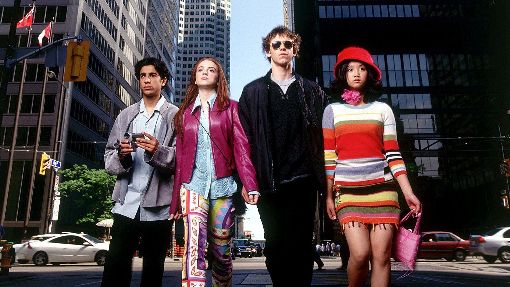filmes da Disney+ para relembrar a moda dos anos 2000