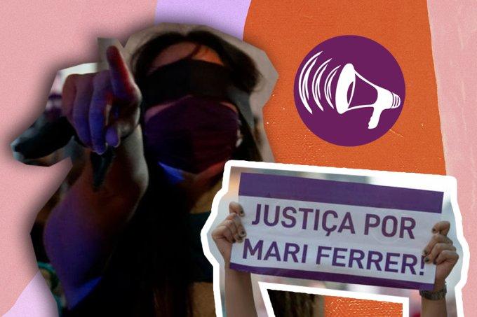 """Mari Ferrer fala sobre sentença: """"O silêncio é amigo deles. Não se calem!"""""""