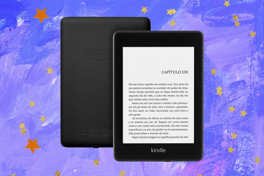 Kindle: e-reader/leitor digital