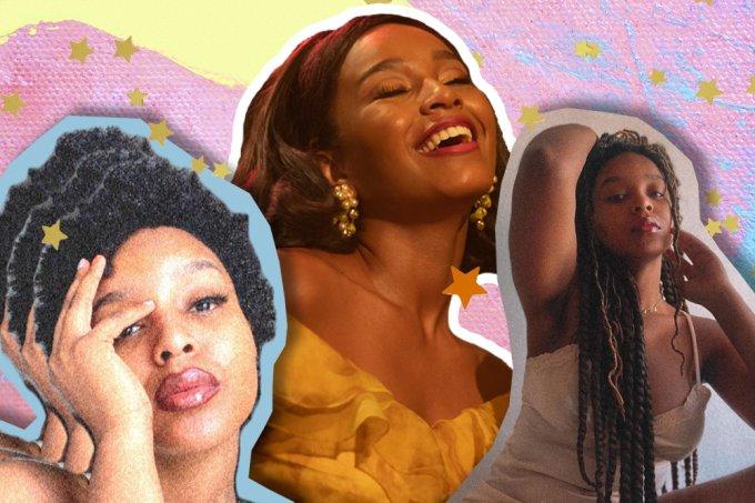 Larissa Nunes, de Coisa Mais Linda, fala sobre a liberdade da mulher negra