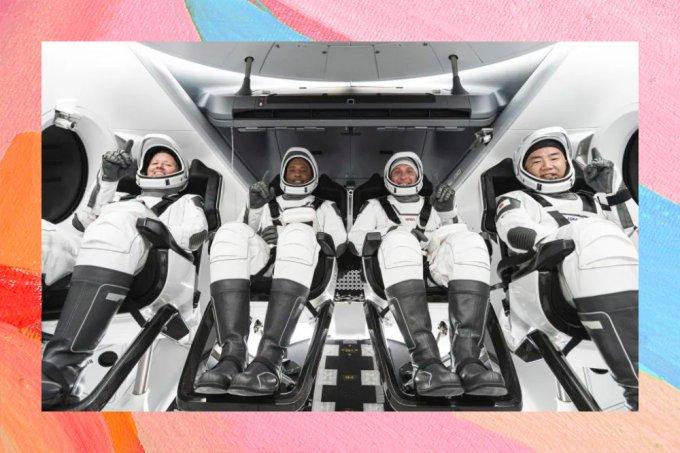 Primeira missão comercial oficialmente tripulada será lançada neste sábado