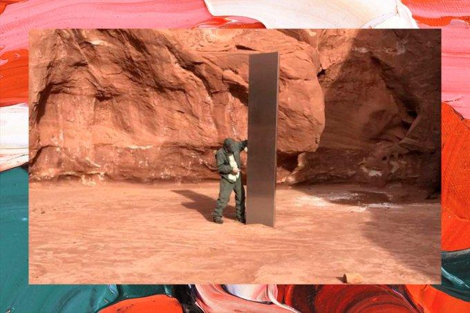 Objeto de metal intrigante é encontrado em deserto americano; entenda