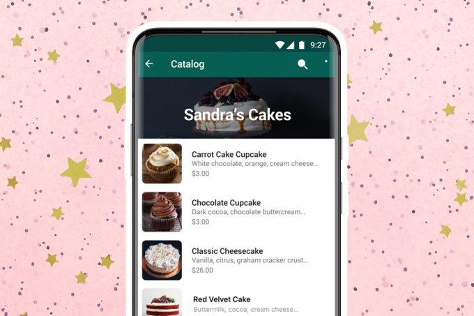WhastApp libera para usuários botão de compras para perfis Business