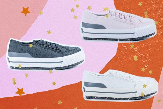 Re-mix, tênis sustentável capricho shoes4