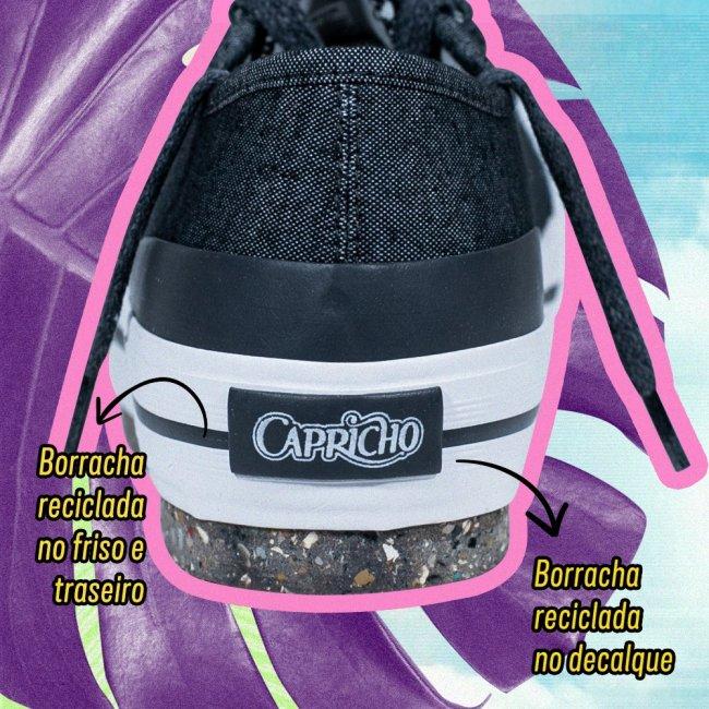 Re-mix, tênis sustentável da CAPRICHO Shoes