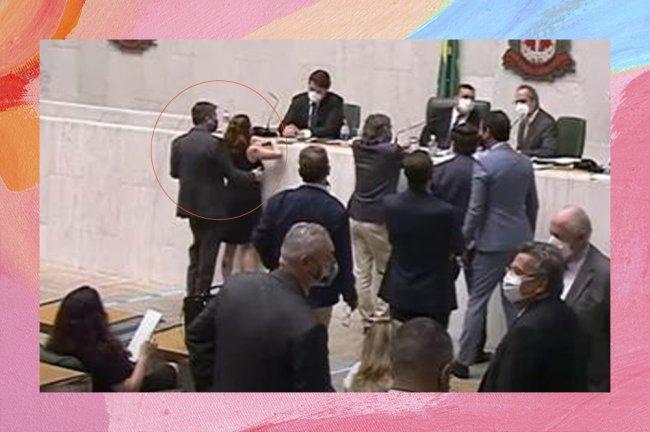 Caso Isa Penna: Conselho avalia assédio sofrido por deputada em Assembleia
