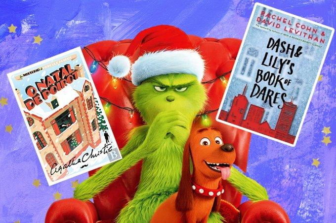 Uma lista com oito livros e filmes para entrar com tudo no clima natalino