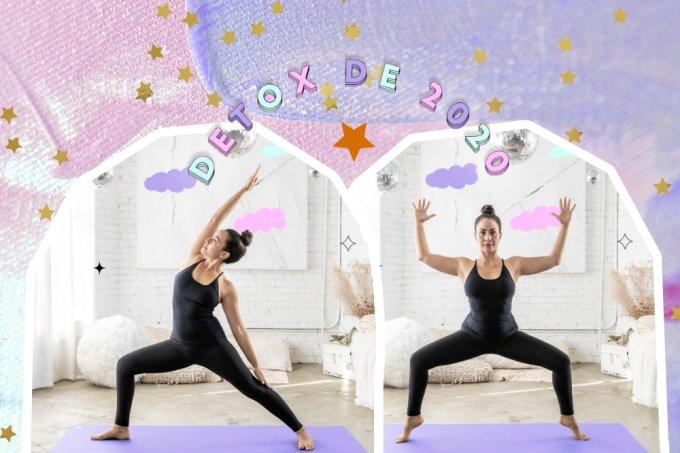 Detox de 2020: as 5 melhores posturas da yoga para recarregar as energias