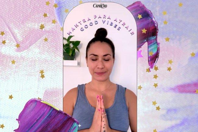 Este mantra da yoga só atrai vibrações positivas para sua vida; aprenda!