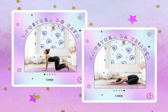 5 posturas da yoga para fazer sempre que precisar se sentir mais leve e feliz
