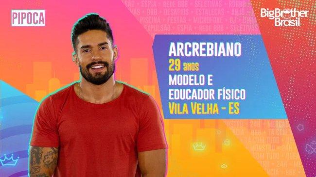 Arcrebiano BBB21