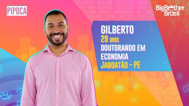 Gilberto BBB21