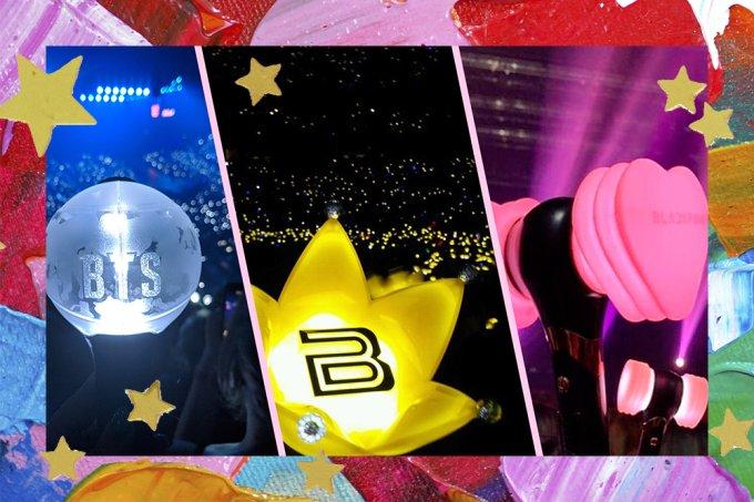 Lightstick-k-pop
