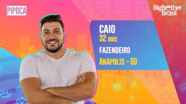Caio BBB21