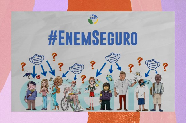 Justiça Federal recebe pedido de adiamento do Enem; MEC recusa mobilização